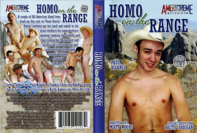 Homo On The Range (Americreme, 2007)