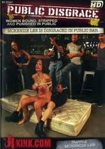 Public Disgrace: McKenzie Lee Is Disgraced In Public Bar