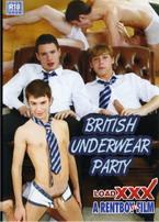 British Underwear Party 1