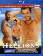 Hellions (Blu-Ray)