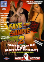 Faye And Sandie 2: Chick Flicks For Motor Wrists