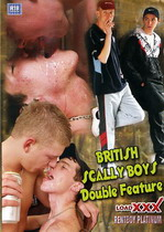 British Scally Boys Double Feature