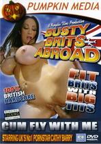 Busty Brits Abroad