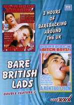 Bare British Lads Double Feature 2