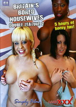 Britain's Bored Housewives Double Feature 2