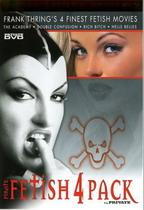Private Dvd Pack 14: Fetish (4 Dvds)