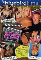 Ben Dover's Studio Sluts 1 + 2 (2 Dvds)