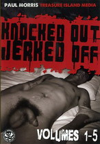 Knocked Out Jerked Off 1-5 (3 Dvds)