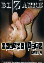 Creamy Toes 2