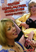 British Older Amateur Housewives Double Feature 1