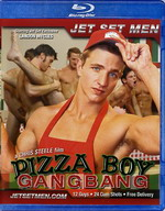 Pizza Boy Gangbang (Blu-Ray)