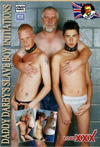 Daddy Darby&#039;s Slave Boy Initiations