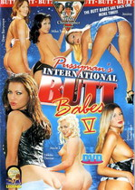 Pussyman's International Butt Babes 5
