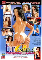 Euro Angels 08: Tunnels Of Love