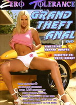 Grand Theft Anal 1