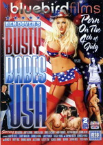 Ben Dover's Busty Babes USA (2 Dvds)