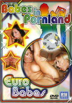 Babes In Pornland: Euro Babes