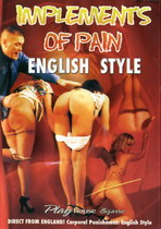 Implements Of Pain: English Style