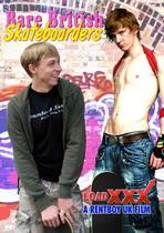 Bare British Skateboarders
